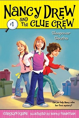 Image for Sleepover Sleuths (Nancy Drew and the Clue Crew #1)