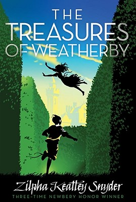 The Treasures of Weatherby, Zilpha Keatley Snyder
