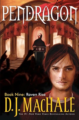 Raven Rise (Pendragon), D. J. MacHale