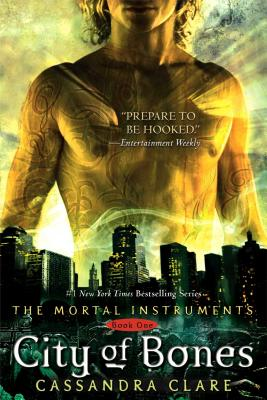 City of Bones (The Mortal Instruments, Book 1), Clare, Cassandra