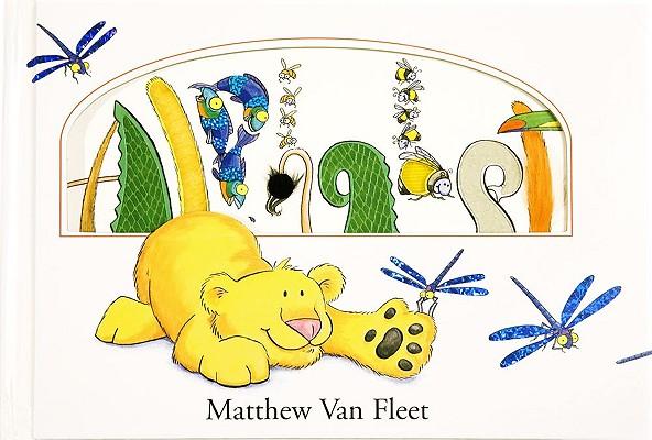 Alphabet (with poster), Van Fleet, Matthew