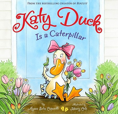 Image for Katy Duck Is a Caterpillar