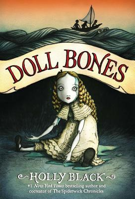 Doll Bones, Black, Holly