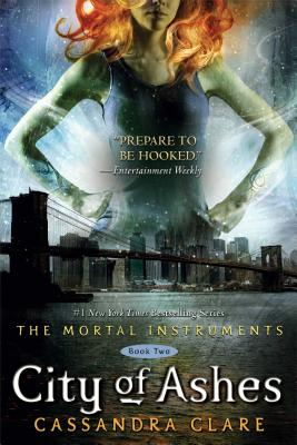 City of Ashes (Mortal Instruments), Cassandra Clare