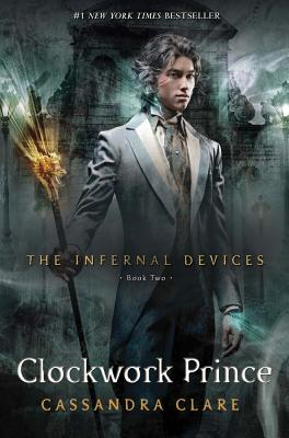 Image for Clockwork Prince (Infernal Devices)