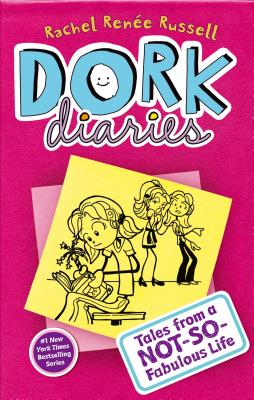 Dork Diaries: Tales from a Not-So-Fabulous Life, Rachel Renee Russell  (Author, Illustrator)