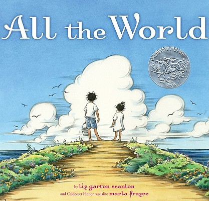 Image for ALL THE WORLD ILLUSTRATED BY MARLA FRAZEE
