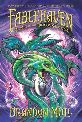 Secrets of the Dragon Sanctuary (Fablehaven), Brandon Mull