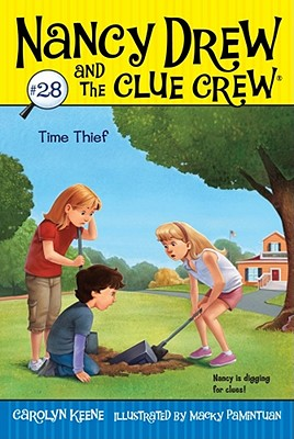 Image for Time Thief (28) (Nancy Drew and the Clue Crew)