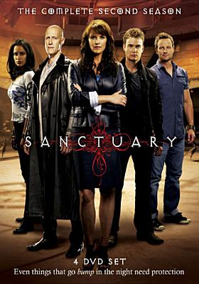 Image for Sanctuary: The Complete Second Season