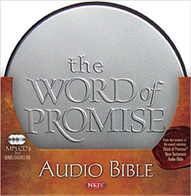 The Word of Promise: Complete Audio Bible MP3-CD, Thomas Nelson