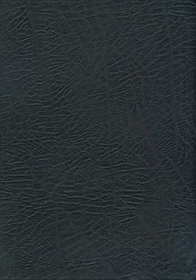 Image for NASB MacArthur Study Bible Large Print Black Bonded Thumb-Indexed