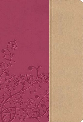 "Image for ""The Womans Study Bible (NKJV, 1923PI RoseTan Leathersoft, Thumb Indexed, Silver Gilded Pages)"""