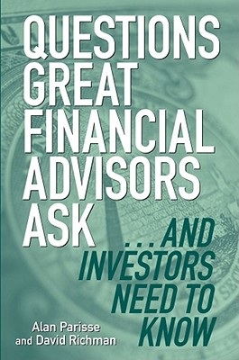 Image for QUESTIONS GREAT FINANCIAL ADVISORS ASK