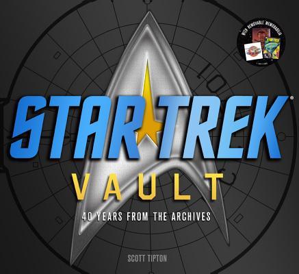 Star Trek Vault: 40 Years from the Archives, Tipton, Scott