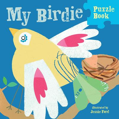 Image for My Birdie Puzzle Book