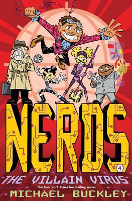 Image for NERDS: Book Four: The Villain Virus