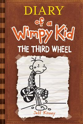 Image for Diary of a Wimpy Kid #7: The Third Wheel