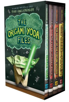 Image for Origami Yoda Files, The