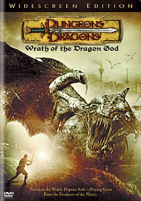 Dungeons & Dragons Wrath of the Dragon God, Lively, Gerry