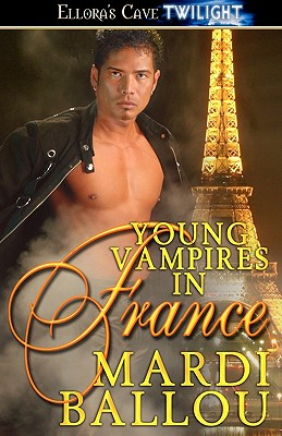 Image for Young Vampires in France