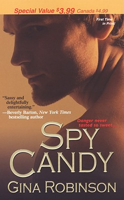 Spy Candy (Zebra Debut), Gina Robinson