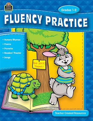 Image for Fluency Practice, Grades 1-2