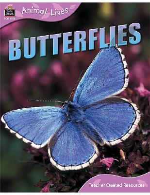 Image for Animal Lives: Butterflies