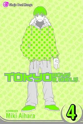 Image for Tokyo Boys & Girls, Volume 4