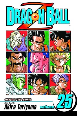 Dragon Ball Z, Vol. 25, Toriyama, Akira