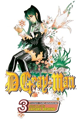 Image for D. GRAY MAN VOL. 3