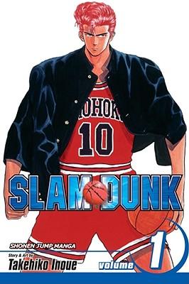 Slam Dunk, Vol. 1, Takehiko Inoue