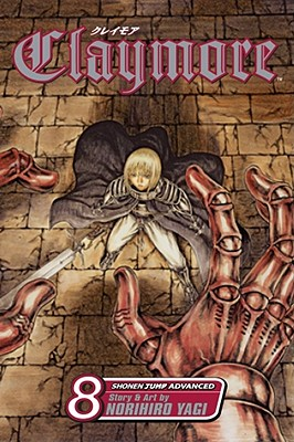 Image for Claymore Vol. 8