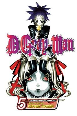 D.Gray-Man, Vol. 5, Katsura Hoshino