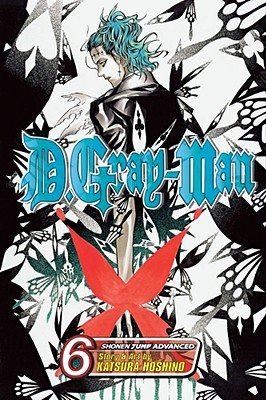 D.Gray-Man, Vol. 6, Hoshino Katsura