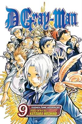 D.Gray-Man, Vol. 9, Hoshino Katsura