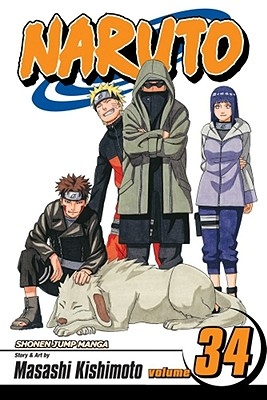 Image for Naruto, Volume 34 (Naruto (Graphic Novels)) (v. 34)