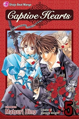 Image for Captive Hearts, Vol. 5 (5)