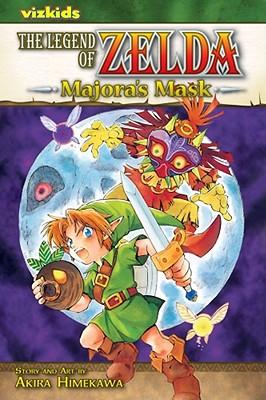 The Legend of Zelda, Vol. 3: Majora's Mask, Akira Himekawa