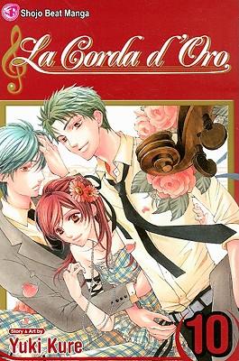 Image for La Corda d'Oro, Volume 10