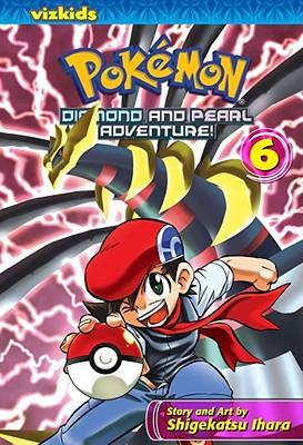 Image for Pokémon: Diamond and Pearl Adventure!, Vol. 6 (6) (Pokemon)