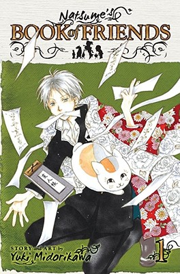 Natsume's Book of Friends, Vol. 1, Midorikawa, Yuki