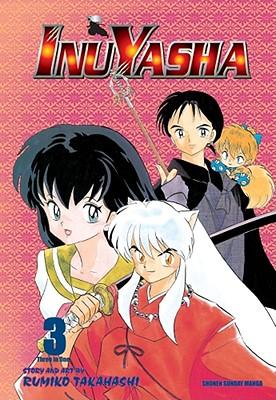 Inuyasha, Vol. 3 (VIZBIG Edition), Takahashi, Rumiko