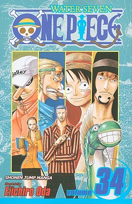 Image for One Piece, Vol. 34
