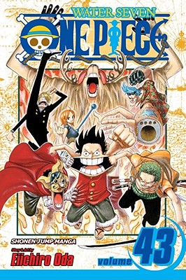 Image for One Piece, Vol. 43