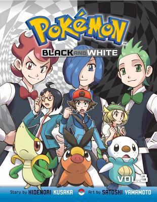 Image for Pokmon Black and White, Vol. 3 (3) (Pokemon)