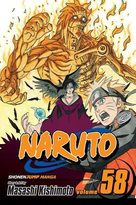 Image for Naruto Volume 58