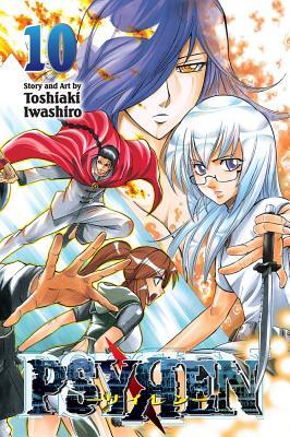 Psyren, Vol. 10: Alien Sky, Iwashiro, Toshiaki