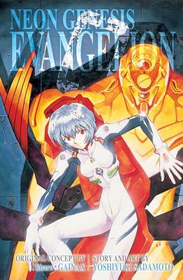 Neon Genesis Evangelion, Vol. 2, Yoshiyuki Sadamoto