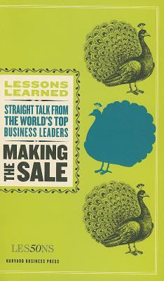 Making The Sale, Fifty Lessons